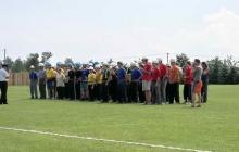 Okrsková soutěž Červenka 2007