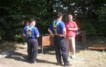soutěž veteránů Pinda 2011